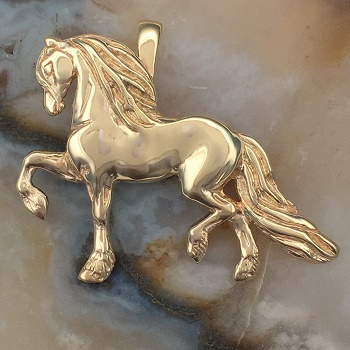Friesian Horse Jewelry