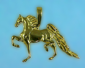 Saddlebred Horse Jewelry