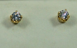 MCZ_25 Cubic Zirconia Earrings