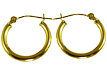 J20826M Fashion Hoops