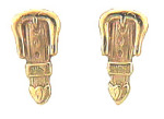 JET3610ER Buckle Earrings