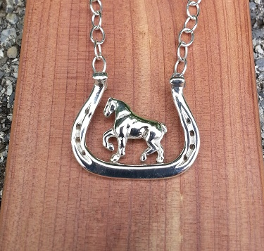 JET3223_3572NSS Draft Horse Necklace