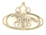 JET3541A_B Racing Thoroughbred Pendant