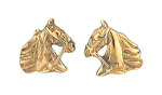 JET3826ER Saddlebred Earrings